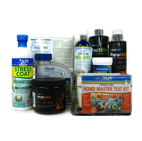 Fish & Pond Treatments